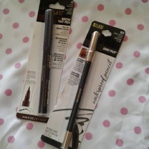 Brow Pen#2...and #2 stayput Eyeliner Pencil